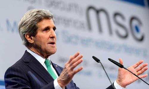 Ông Kerry sẽ tháp tùng Tổng thống Obama thăm Việt Nam