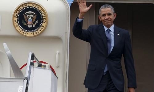 Chuyến thăm Việt Nam của Obama khơi sóng lòng cựu binh Mỹ 1