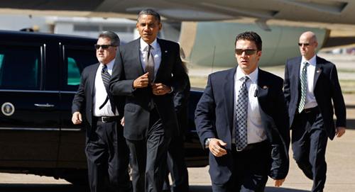 Cách mật vụ bảo vệ Obama vạch mặt nghi phạm tấn công 1