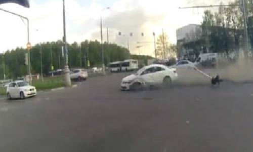 """Tấn công xe hơi để ăn vạ kiểu """"Chí Phèo"""" 4"""