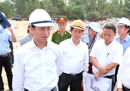 Đà Nẵng mua bảo hiểm, cấp nước sạch miễn phí cho cư dân gần bãi rác
