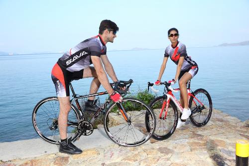 SAVA cột mốc của xe đạp carbon giá rẻ 3