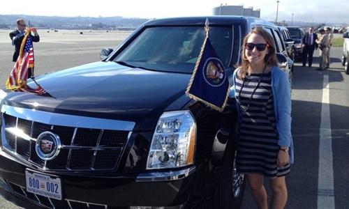 Tranh cãi mật vụ Mỹ cho dân thường lái xe tháp tùng tổng thống 1
