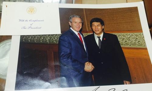 Hai lần bảo vệ tổng thống Mỹ của cảnh vệ Việt Nam 3