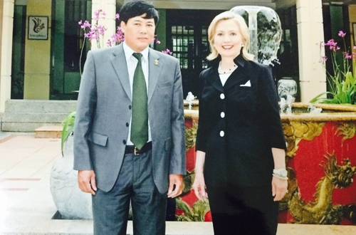 Hai lần bảo vệ tổng thống Mỹ của cảnh vệ Việt Nam 2