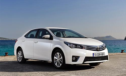 Toyota Altis 2016 giá từ 795 triệu tại Việt Nam 1