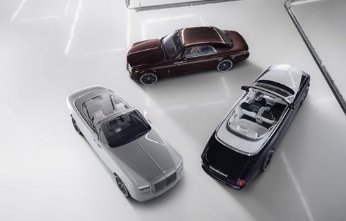 Rolls-Royce Phantom ra bản đặc biệt trước khi bị khai tử 1
