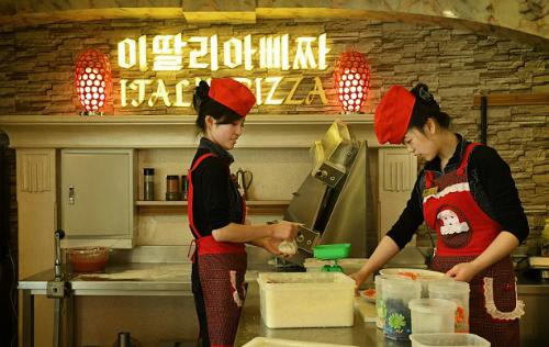 Cuộc sống của giới giàu mới nổi ở Triều Tiên 1