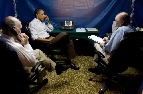 Chiếc lều chống nghe lén của Obama khi công du nước ngoài 1