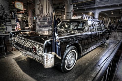 Lịch sử ít biết về limousine tổng thống Mỹ 1
