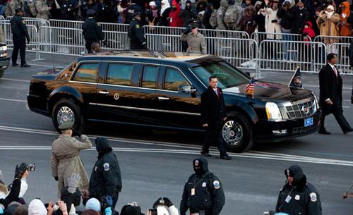 Lịch sử ít biết về limousine tổng thống Mỹ 2