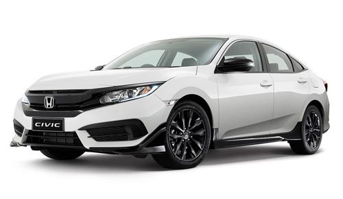 Honda Civic 2017 cung cấp gói phụ kiện đặc biệt 1