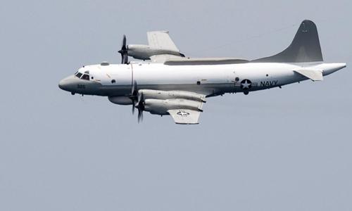 Chiến đấu cơ Trung Quốc chặn máy bay Mỹ trên Biển Đông