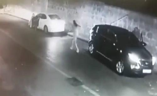 Dàn cảnh va chạm giao thông để cướp ôtô 1