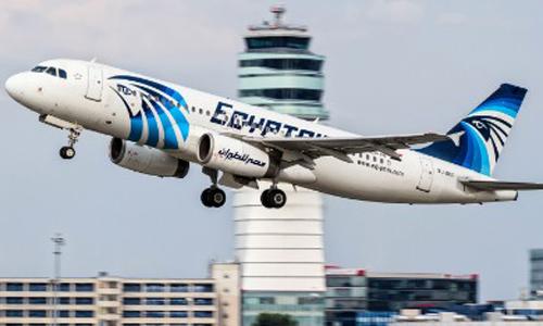 4 phút cuối cùng trên máy bay Ai Cập 1