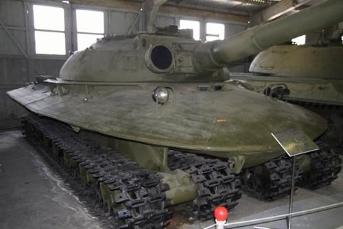 Object 279 - chiếc xe tăng chịu được bom hạt nhân của Liên Xô 2
