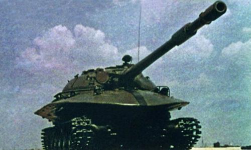 Object 279 - chiếc xe tăng chịu được bom hạt nhân của Liên Xô 1