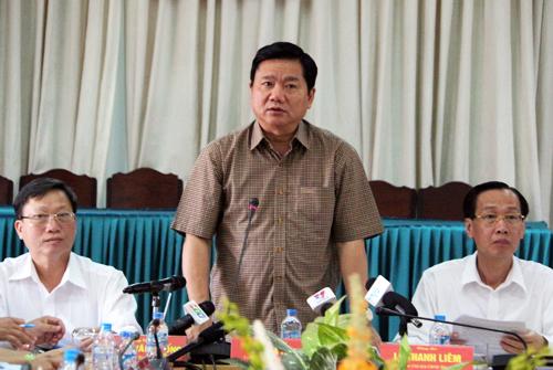 """Ông Đinh La Thăng """"truy"""" 2 giám đốc sở của TP HCM 1"""