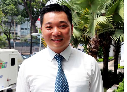"""Ông Lê Trương Hải Hiếu: """"Thưởng người báo tin tội phạm từ tiền mạnh thường quân"""" 1"""