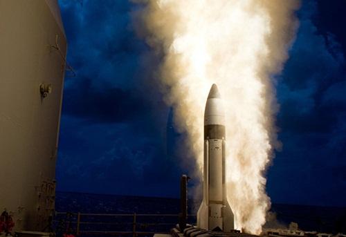 Mỹ phát triển vũ khí diệt tên lửa đạn đạo từ vũ trụ 2
