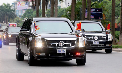 Tài xế limousine tổng thống Mỹ là ai? 1