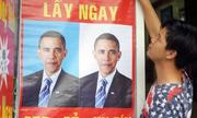 Khi các nhân vật nổi tiếng thế giới trở thành mẫu quảng cáo ở Việt Nam