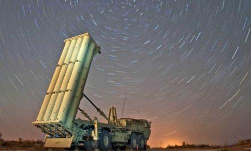 Mỹ phát triển vũ khí diệt tên lửa đạn đạo từ vũ trụ 1