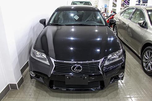 Lexus GS350 2013 giá 2,9 tỷ đồng tại Việt Nam 1