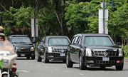 Sài Gòn cấm nhiều tuyến đường để đón Tổng thống Obama