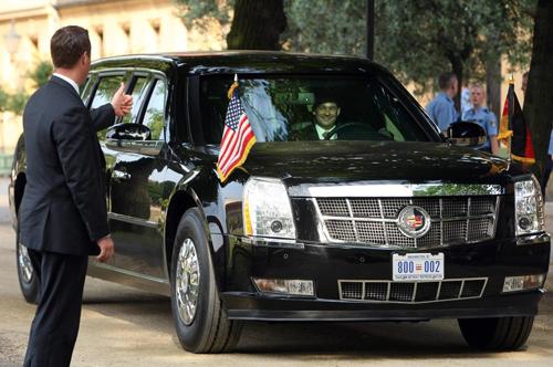 Tài xế limousine tổng thống Mỹ là ai? 2