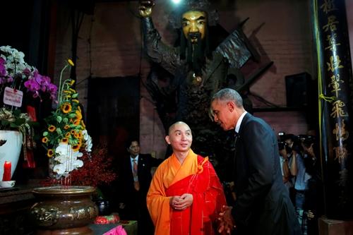 Tổng thống Mỹ Obama: 'Tôi thích con gái'