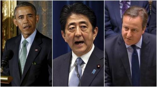 tong-thong-obama-sap-gap-thu-tuong-abe-truoc-them-g7