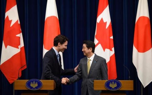 Nhật - Canada quan ngại sâu sắc về tình hình Biển Đông