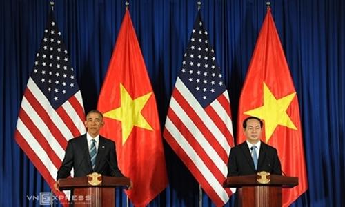 """Đại tá Lê Thế Mẫu: """"Mỹ bỏ cấm vận vũ khí không phải món quà tặng Việt Nam"""" 1"""