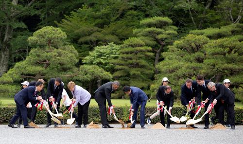 Hội nghị G7 ở Nhật - nỗi nhức nhối với Trung Quốc 3