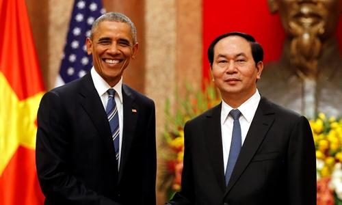 Carl Thayer: Việt Nam là câu chuyện thành công của Mỹ ở châu Á 1