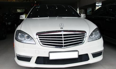 Mercedes S63 AMG đời 2010 giá 3,3 tỷ đồng 1