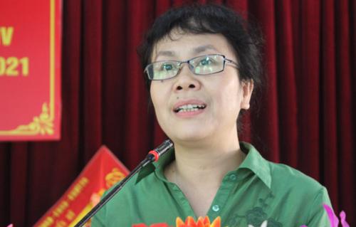 Phu nhân Phó thủ tướng trúng cử đại biểu Quốc hội 1