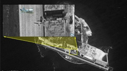 Trung Quốc cho máy bay không người lái ra đảo Phú Lâm Việt Nam