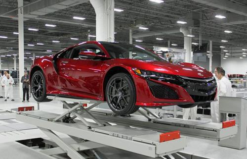 """Những nơi sản xuất siêu xe """"không ngờ tới"""" 1"""