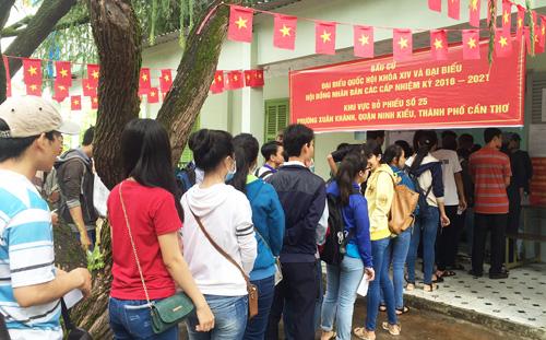 Bà Nguyễn Thị Kim Ngân được cử tri Cần Thơ bầu cao nhất 1
