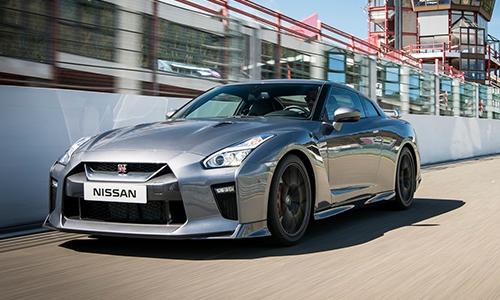 Nissan GT-R 2017 giá từ 117.000 USD 1