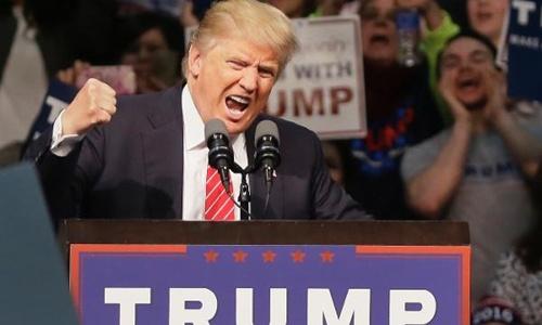 Chuốc oán với quân đội Mỹ, Donald Trump vẫn được giới nhà binh ủng hộ 1
