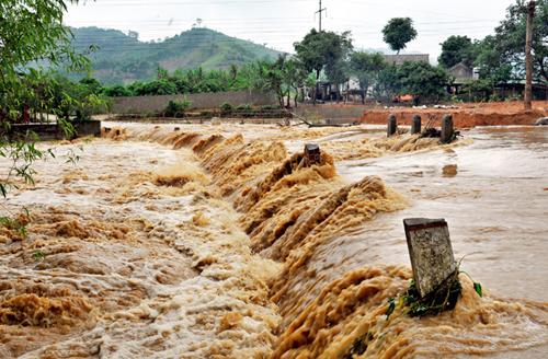 2 người Thái Nguyên chết do mưa lũ 1