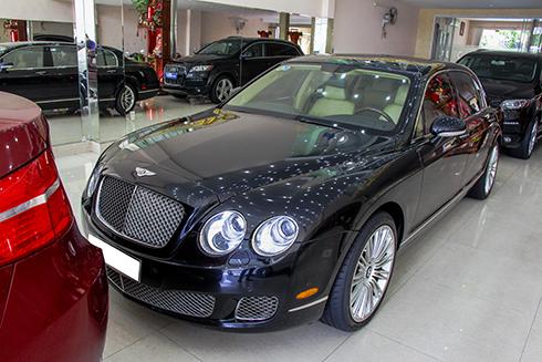 """Bentley Continental Flying Spur """"lướt"""" giá 3,9 tỷ đồng tại Việt Nam 1"""