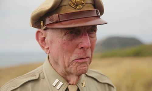 Phi công Mỹ từ kẻ thù thành thông gia với lính phát xít Nhật 1