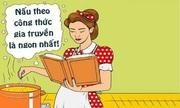 Bí mật sau công thức nấu ăn gia truyền của bà