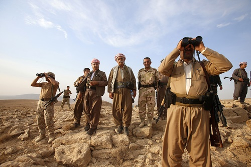 Hành trình săn lùng thủ lĩnh tối cao IS 2