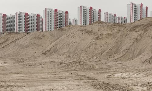Nỗi ám ảnh từ những đô thị ma trên cát ở Trung Quốc 1