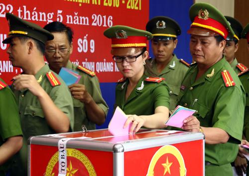 Quảng Nam bầu thiếu 75 đại biểu HĐND 1